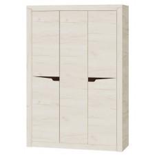 Большой распашной шкаф Эверест Либерти-1420 Крафт белый