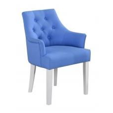 Кресло Domini Тиффани-П (ТК лагуна) (белый)