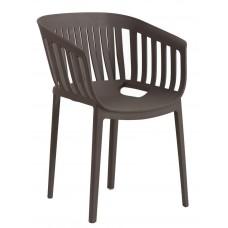 Кресло Domini Патио (ПЛ серый)