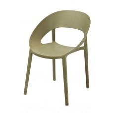Кресло Domini Шелл (ПЛ зеленый чай)