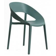 Кресло Domini Шелл (ПЛ виридиан)