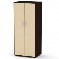 Распашной шкаф Компанит Шкаф-2 венге комби