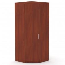 Угловой шкаф для одежды Компанит Шкаф-3У яблоня