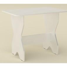 Стол кухонный Компанит КС-1 альба (белый)
