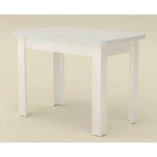 Стол кухонный Компанит КС-6 альба (белый)