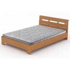 Двуспальная кровать Компанит Стиль-140 бук