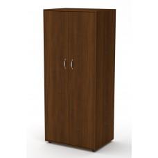 Распашной шкаф Компанит Шкаф-2 орех экко