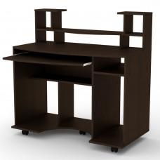 Стол компьютерный Компанит Комфорт-1 венге