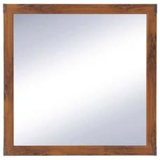 Зеркало на стену БРВ Индиана JLUS_80 дуб шуттер (009)