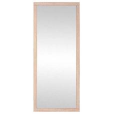 Зеркало на стену БРВ Каспиан LUS_50 дуб сонома (028)
