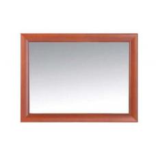 Зеркало на стену БРВ Ларго классик LUS_11/8 вишня итальянская (009)