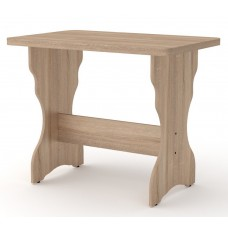 Стол кухонный Компанит КС-2 дуб сонома