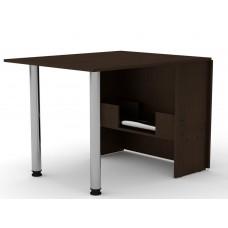 Раскладной стол книжка Компанит-2 венге