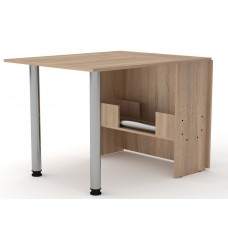 Раскладной стол книжка Компанит-2 дуб сонома