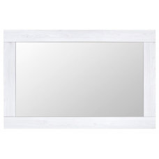 Зеркало на стену Гербор Антверпен 7/10 ясень снежный/дуб мореный (011)
