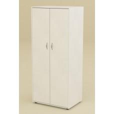 Распашной шкаф Компанит Шкаф-2 альба (белый)