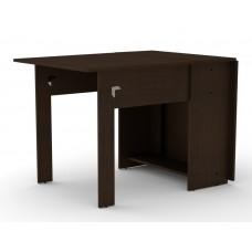 Раскладной стол книжка Компанит-1 венге