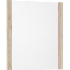 Зеркало на стену Гербор Гоу LUS_12/7 дуб сонома (002)