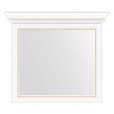 Зеркало на стену Гербор Вайт 90 ясень снежный/сосна золотая (006)