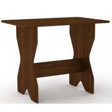 Стол кухонный Компанит КС-1 орех экко