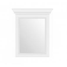 Зеркало на стену Гербор Вайт 60 ясень снежный/сосна серебряная (005)