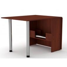 Раскладной стол книжка Компанит-2 яблоня