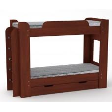 Двухъярусная кровать Компанит Твикс-1 яблоня
