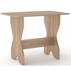 Стол кухонный Компанит КС-1 дуб сонома
