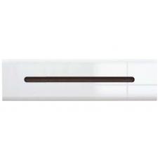 Навесной шкафчик БРВ Ацтека SFW_1K/4/15 белый/белый глянец (004-1)