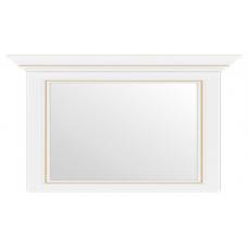 Зеркало на стену Гербор Вайт 160 ясень снежный/сосна золотая (006-3)
