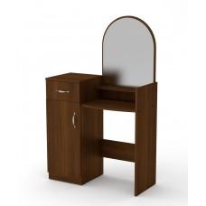 Туалетный столик Компанит Трюмо-1 орех экко