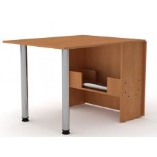 Раскладной стол книжка Компанит-2 ольха