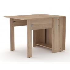 Раскладной стол книжка Компанит-1 дуб сонома