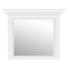 Зеркало на стену Гербор Вайт 90 ясень снежный/сосна серебряная (006)