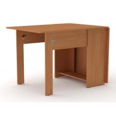 Раскладной стол книжка Компанит-1 ольха