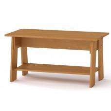 Журнальный столик Компанит Джаз-1 ольха