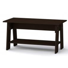 Журнальный столик Компанит Джаз-1 венге темный