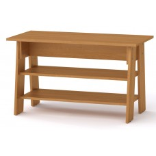 Журнальный столик Компанит Джаз-2 ольха