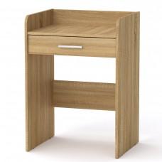 Туалетный столик Компанит Трюмо - 10 без зеркала дуб сонома