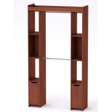 Шкаф - 16 Компанит для гардеробной яблоня