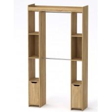 Шкаф - 16 Компанит для гардеробной дуб сонома